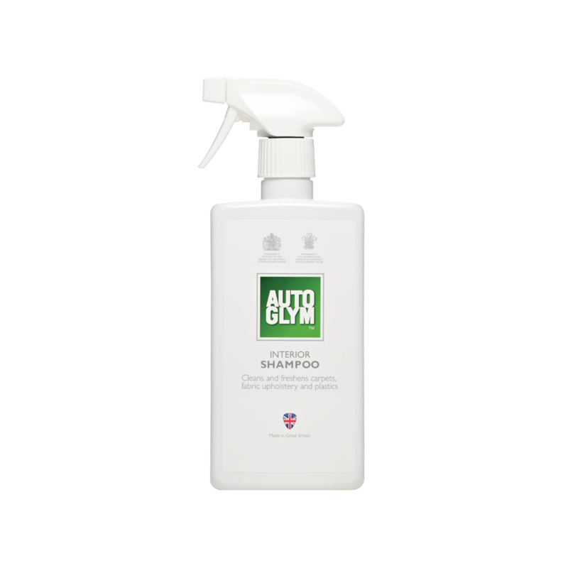 autoglym interior shampoo. Black Bedroom Furniture Sets. Home Design Ideas
