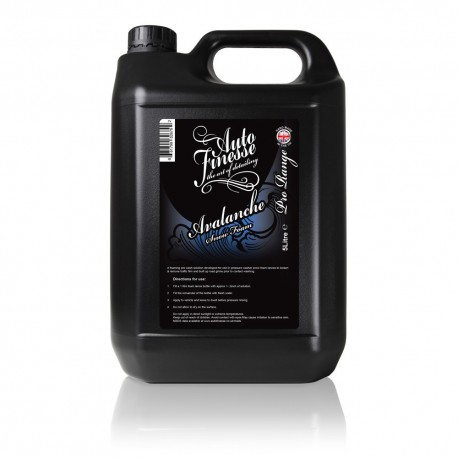 Auto Finesse Avalanche 5L - Snow Foam