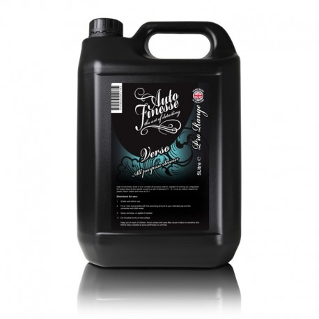 Auto Finesse Verso 5L - All Purpose Cleaner