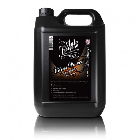 Auto Finesse Citrus Power 5L - Bug & Grime