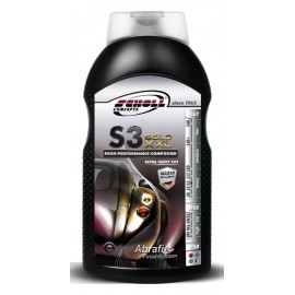 Scholl Concepts - S3 XXL Gold - Mellem grov / Medium Fin Polermiddel