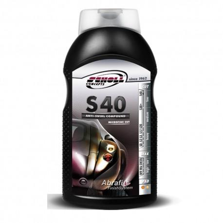 Scholl Concepts - S40 Anti Swirl Compund - Fin Polish